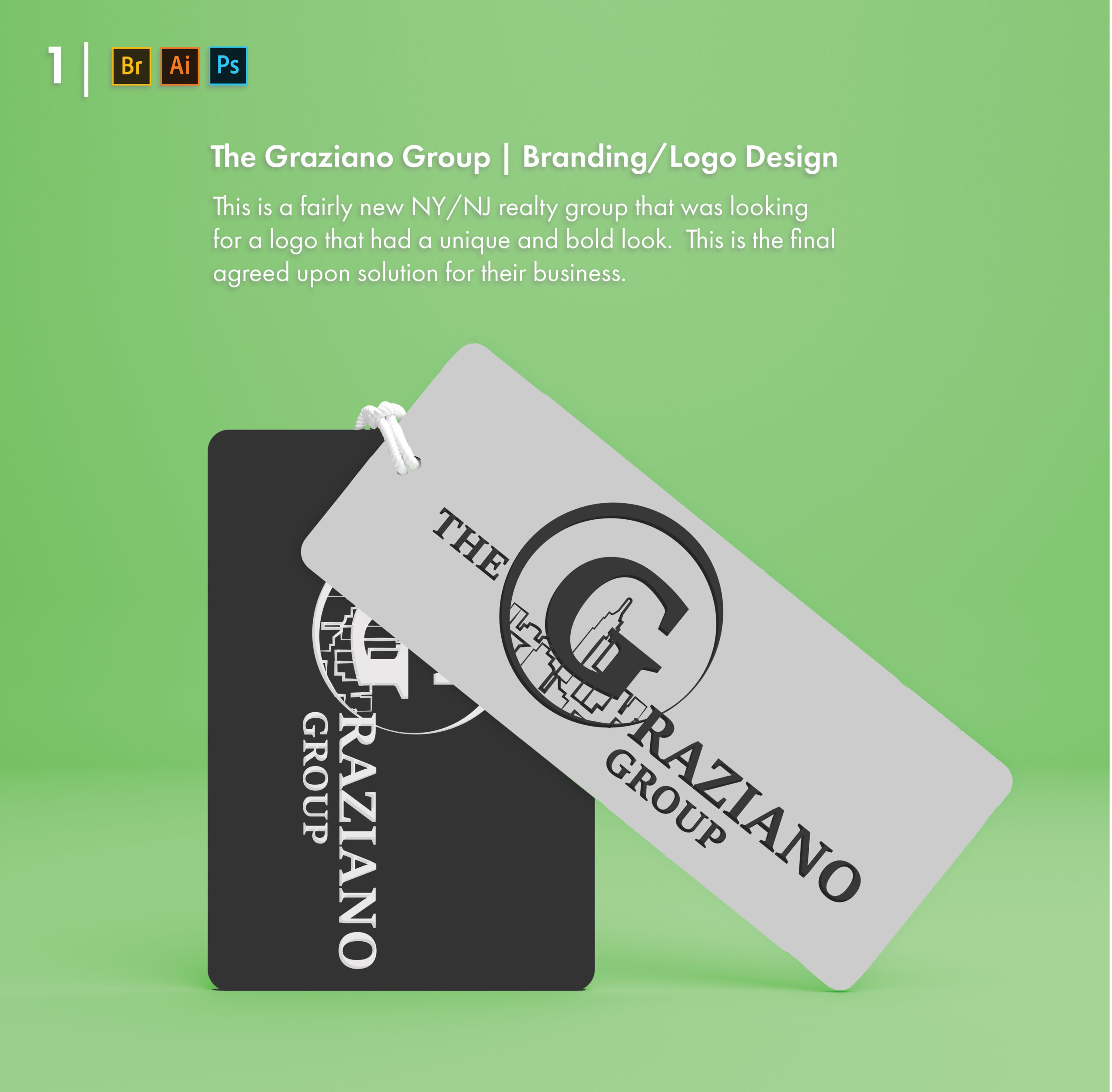 1 - The Graziano Group Branding